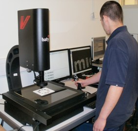 Sept 2010: Baty International Provides Macro Quality to Precision Micro