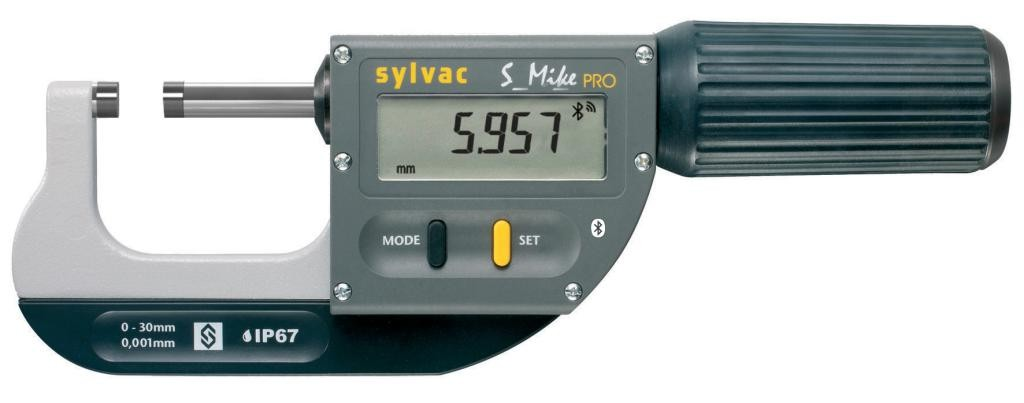 Sylvac S_Mike Pro with Bluetooth