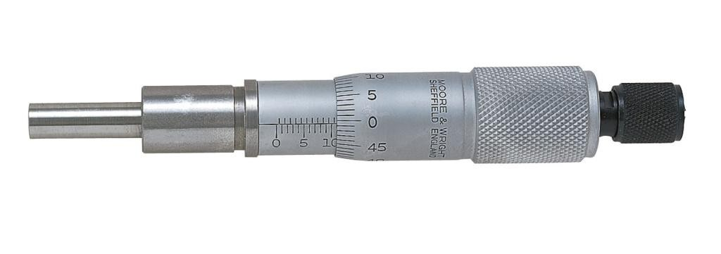 Moore & Wright Micrometer Heads