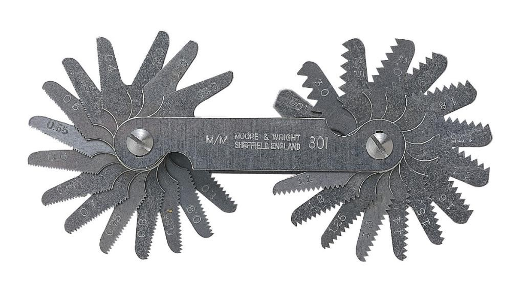 Traditional Screw Pitch Gauges - MW800 Series
