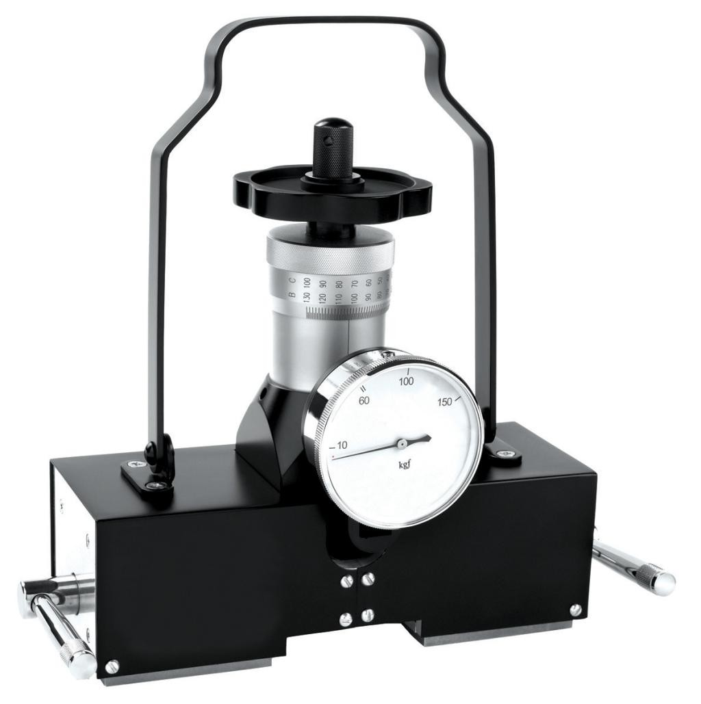 Portable Magnetic Rockwell Tester - W-INMR/01