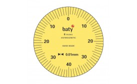 Baty Lever Type Dial Test Indicators - Metric