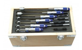 Workshop External Micrometer Set 215 Series