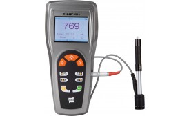 Leeb Hardness Tester with External Probe