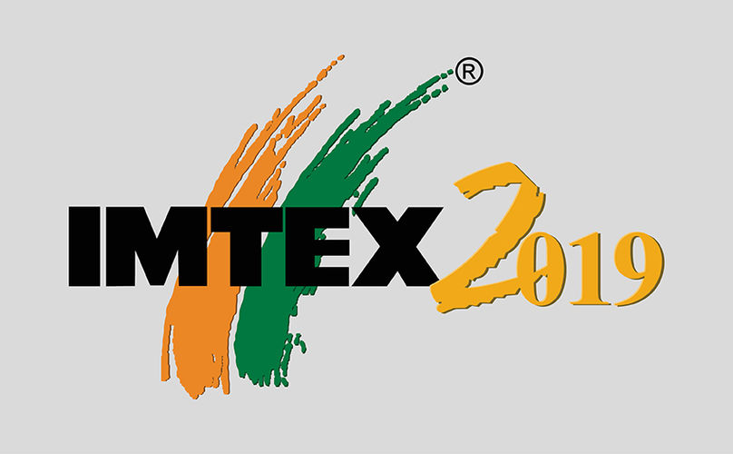IMTEX India 2019 logo