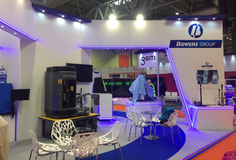 MACH 2018 Bowers Group Stand