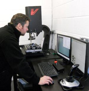 Mar 2013: Trust Precision Engineering 'Venture' Forth with Baty